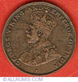 Image #1 of 1 Cent 1923