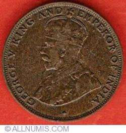 Image #1 of 1 Cent 1934