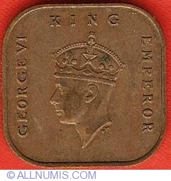 Image #1 of 1 Cent 1945