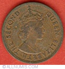 Image #1 of 1 Cent 1958