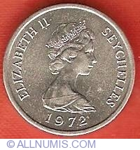 Image #1 of 1 Cent 1972 - FAO