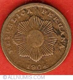 Image #1 of 1 Centavo 1904