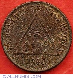 Image #1 of 1 Centavo 1940
