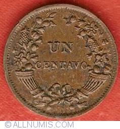 Image #2 of 1 Centavo 1941