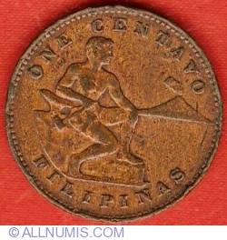 Imaginea #2 a 1 Centavo 1944