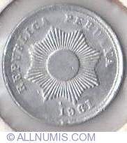 Image #1 of 1 Centavo 1961