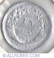 Image #2 of 1 Centavo 1961