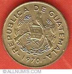 Imaginea #1 a 1 Centavo 1970