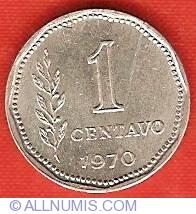 Image #2 of 1 Centavo 1970