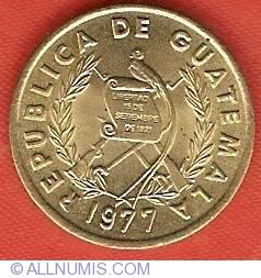 Image #1 of 1 Centavo 1977
