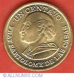 Image #2 of 1 Centavo 1977