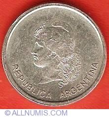 Image #1 of 1 Centavo 1983