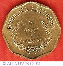 Image #1 of 1 Centavo 1992