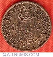 1 Centimo 1906 (6) SL-V