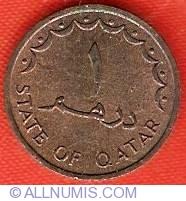 Image #1 of 1 Dirham 1973 (AH1393)