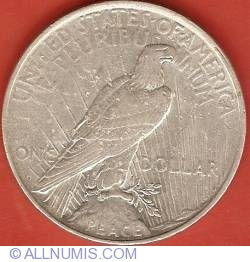 Image #1 of Peace Dollar 1923 D
