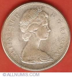 Image #1 of 1 Dollar 1967 - Confederation Centennial