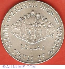 Image #1 of 1 Dollar 1987 P  - 200th Anniversary of the Constitution