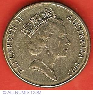 1 Dollar 1995 Elizabeth Ii 1952