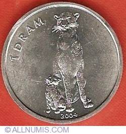 Image #2 of 1 Dram 2004 - Cheetah