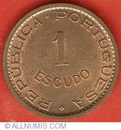 Image #2 of 1 Escudo 1970