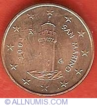 Image #1 of 1 Euro cent 2004
