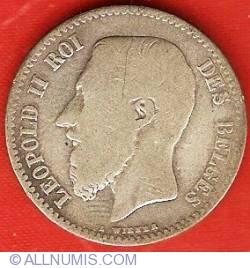 Image #1 of 1 Franc 1867 (French)