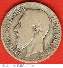 Image #1 of 1 Franc 1886 (Dutch)