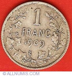 Image #2 of 1 Franc 1909 (French)