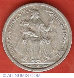 Image #1 of 1 Franc 1949