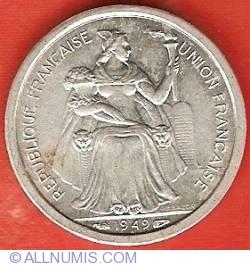 Imaginea #1 a 1 Franc 1949