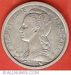 Imaginea #1 a 1 Franc 1964