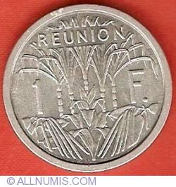 Imaginea #2 a 1 Franc 1964