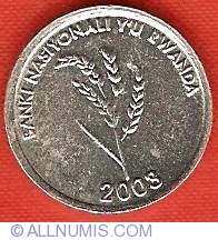 Image #1 of 1 Franc 2003