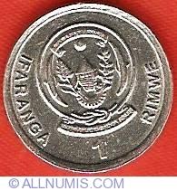 Image #2 of 1 Franc 2003
