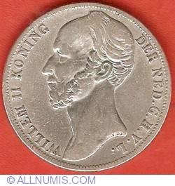 Image #1 of 1 Gulden (100 Cents) 1846 (sword)