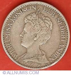 Image #1 of 1 Gulden 1915