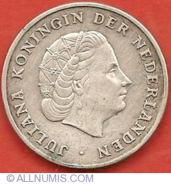 Imaginea #1 a 1 Gulden 1952