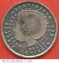 Image #1 of 1 Gulden 2001