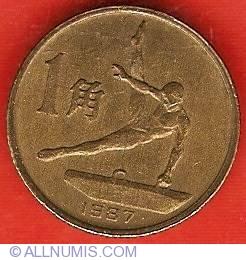 Imaginea #2 a 1 Jiao 1987 - Gymnast