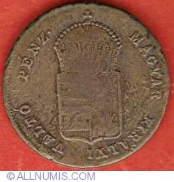 Imaginea #1 a 1 Krajczar 1849