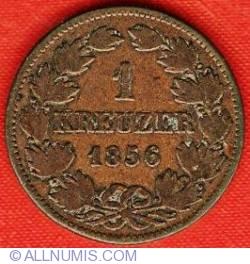 Image #2 of 1 Kreuzer 1856