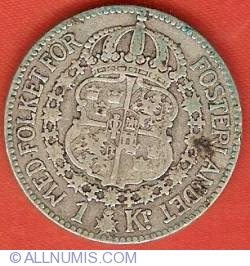 Image #2 of 1 Krona 1923