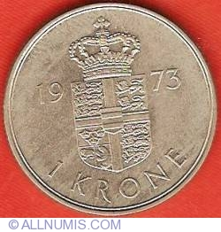 Image #2 of 1 Krone 1973