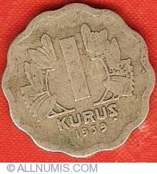 Image #2 of 1 Kurus 1939
