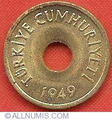 Image #1 of 1 Kurus 1949