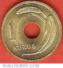 Image #2 of 1 Kurus 1949