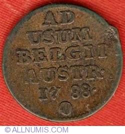 1 Liard (Oord) 1788 (b)