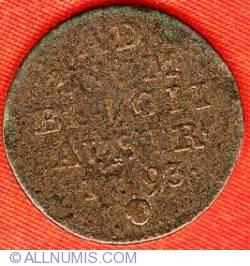 1 Liard (Oord) 1793 (b)