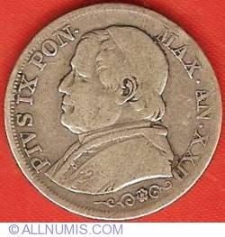 Image #1 of 1 Lira 1867 (XXII)
